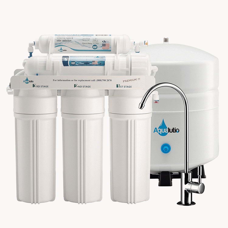 Ocjena filtera za tekuću vodu