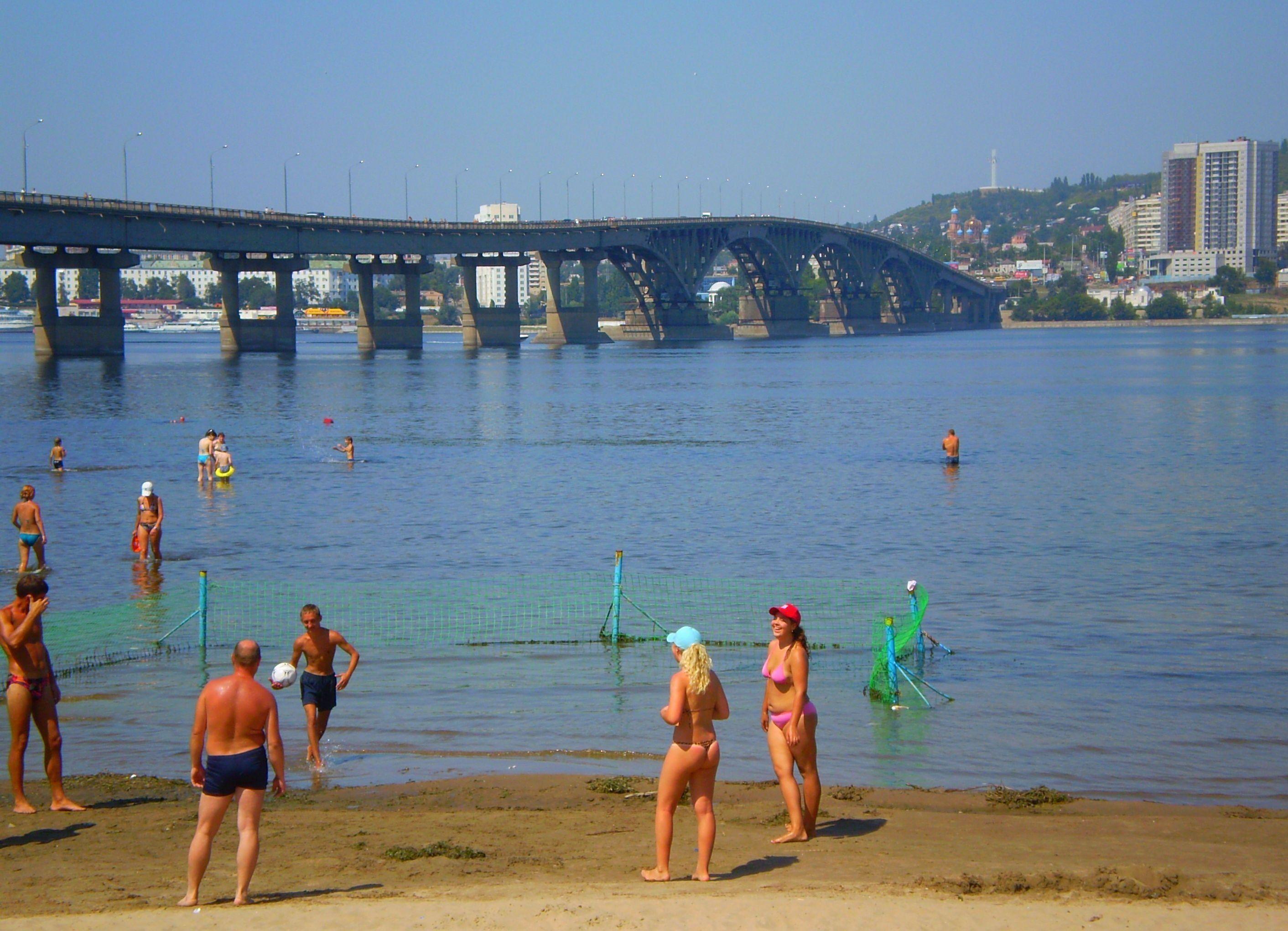 Плувни места в регион Воронеж през 2020 г.