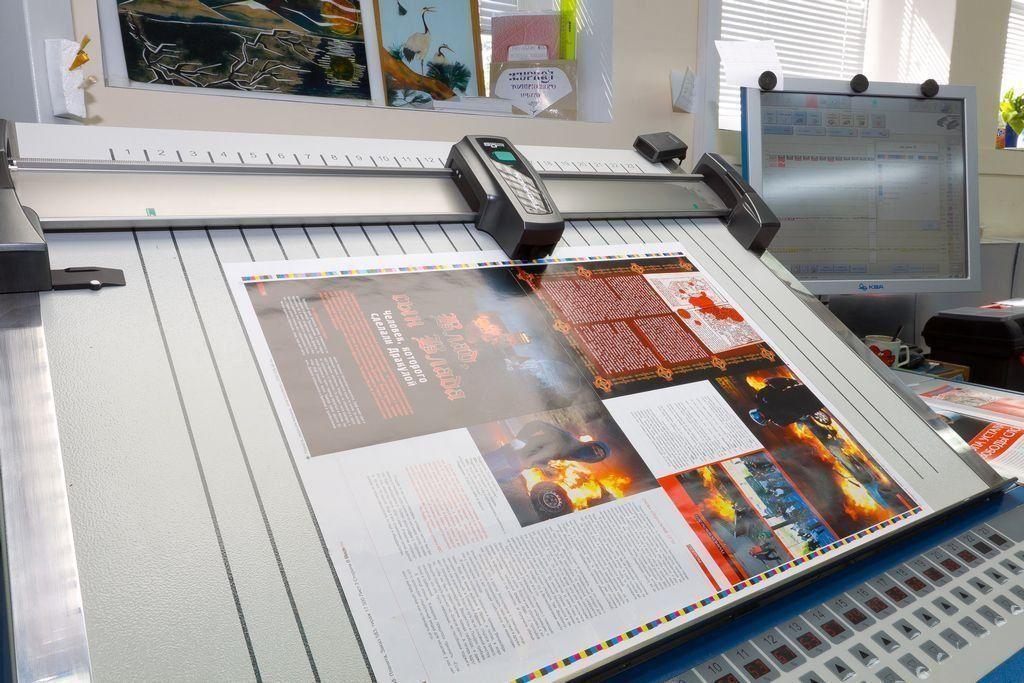 Какво оборудване е необходимо за мини печатница