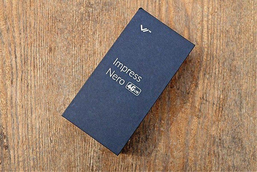 Pametni telefon VERTEX Impress Nero - prednosti i nedostaci