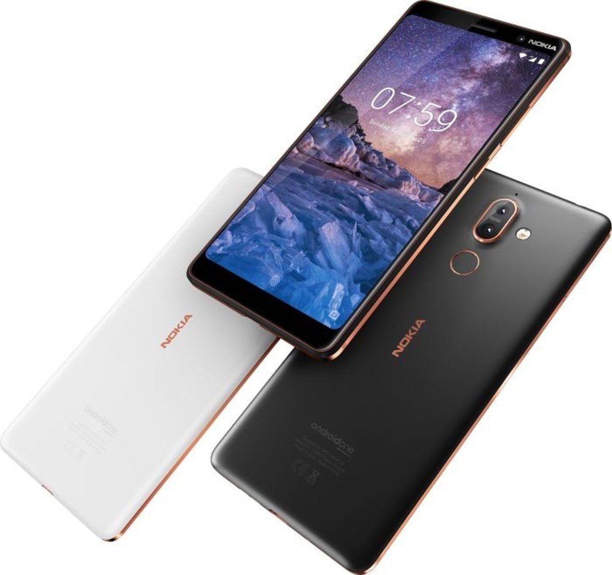 Pametni telefon Nokia 7.1 Plus (Nokia X7) - dostojna novost