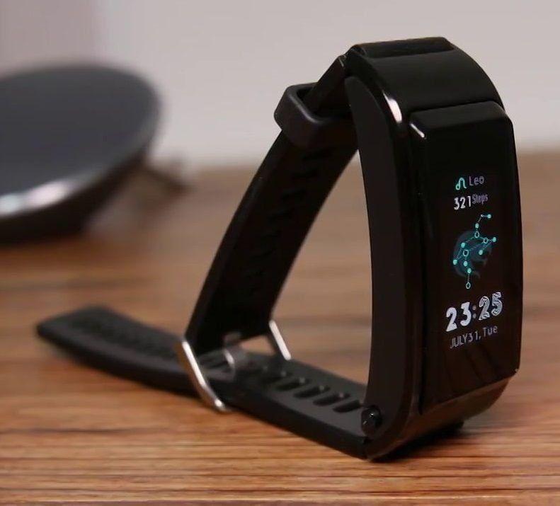 Гривна Huawei TalkBand B5 Active - предимства и недостатъци