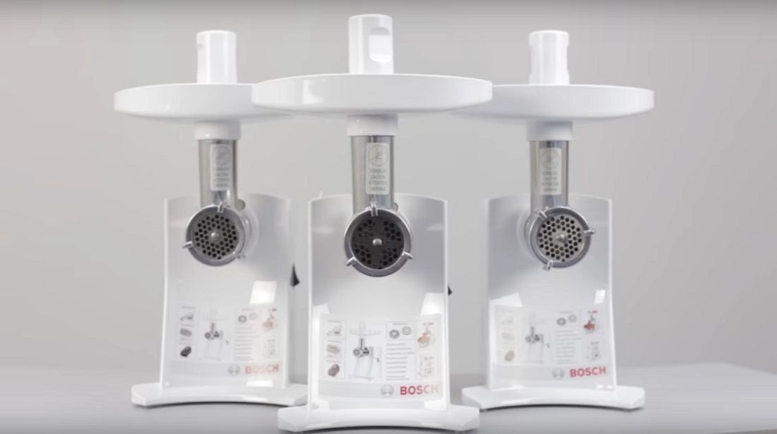 Najbolje Boscheve mlinice za meso za kuću u 2020. godini