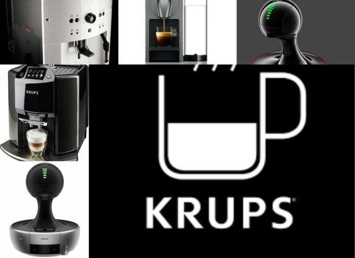 Преглед на най-добрите кафе машини Krups за дома и офиса през 2020 г.