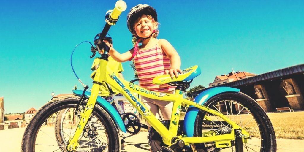 Poredak najboljih dječjih bicikala u 2020. godini