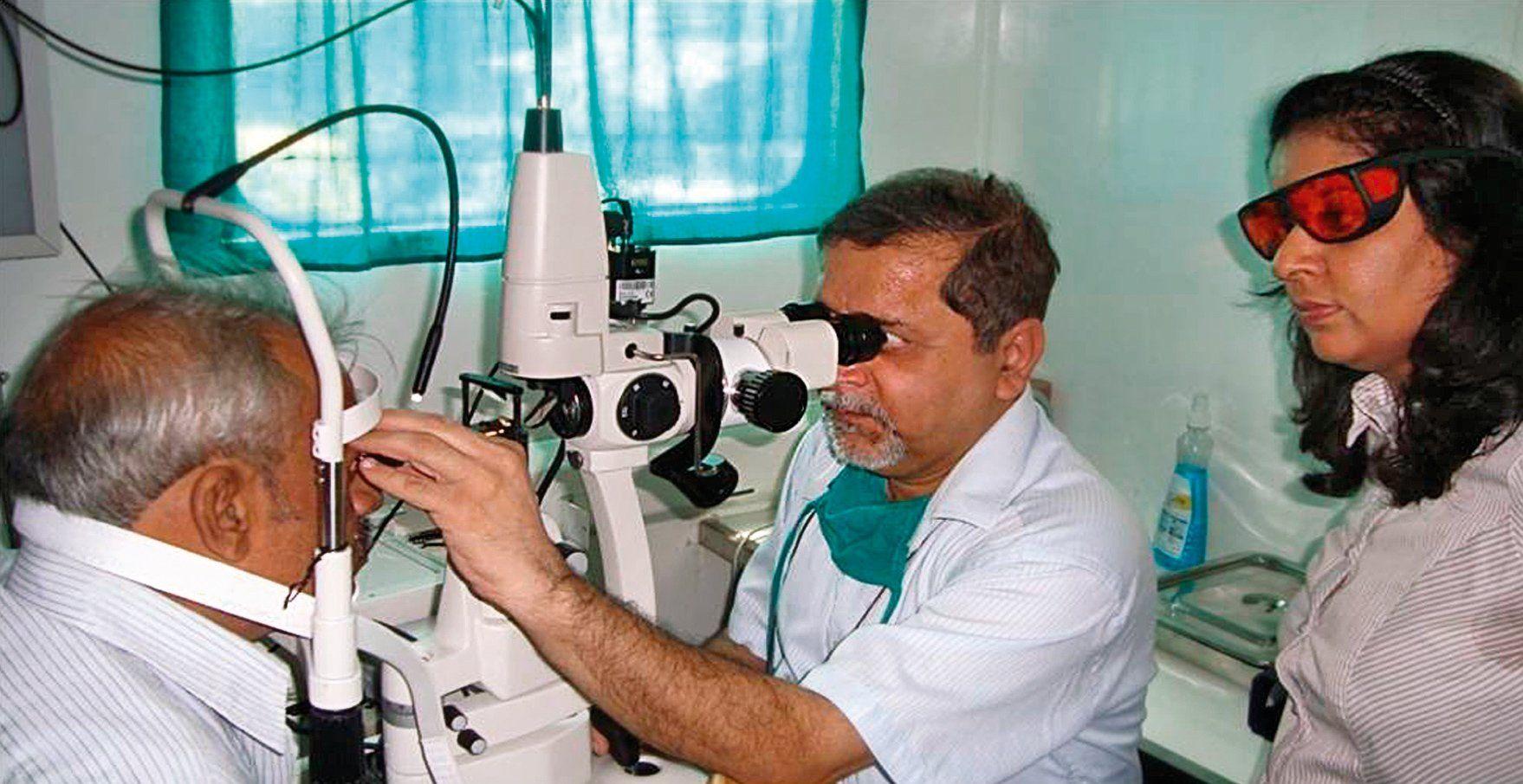 Рейтинг на най-добрите офталмологични клиники в Ростов на Дон през 2020 г.