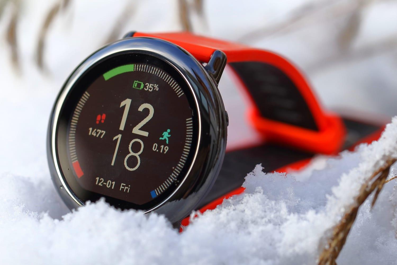 Интелигентен часовник от Xiaomi Amazfit Pace - предимства и недостатъци