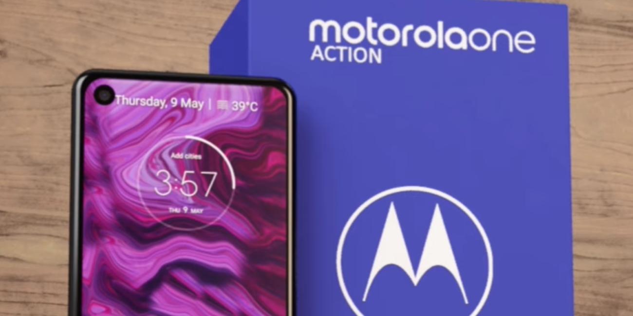 Смартфон Motorola One Action: преглед на характеристиките