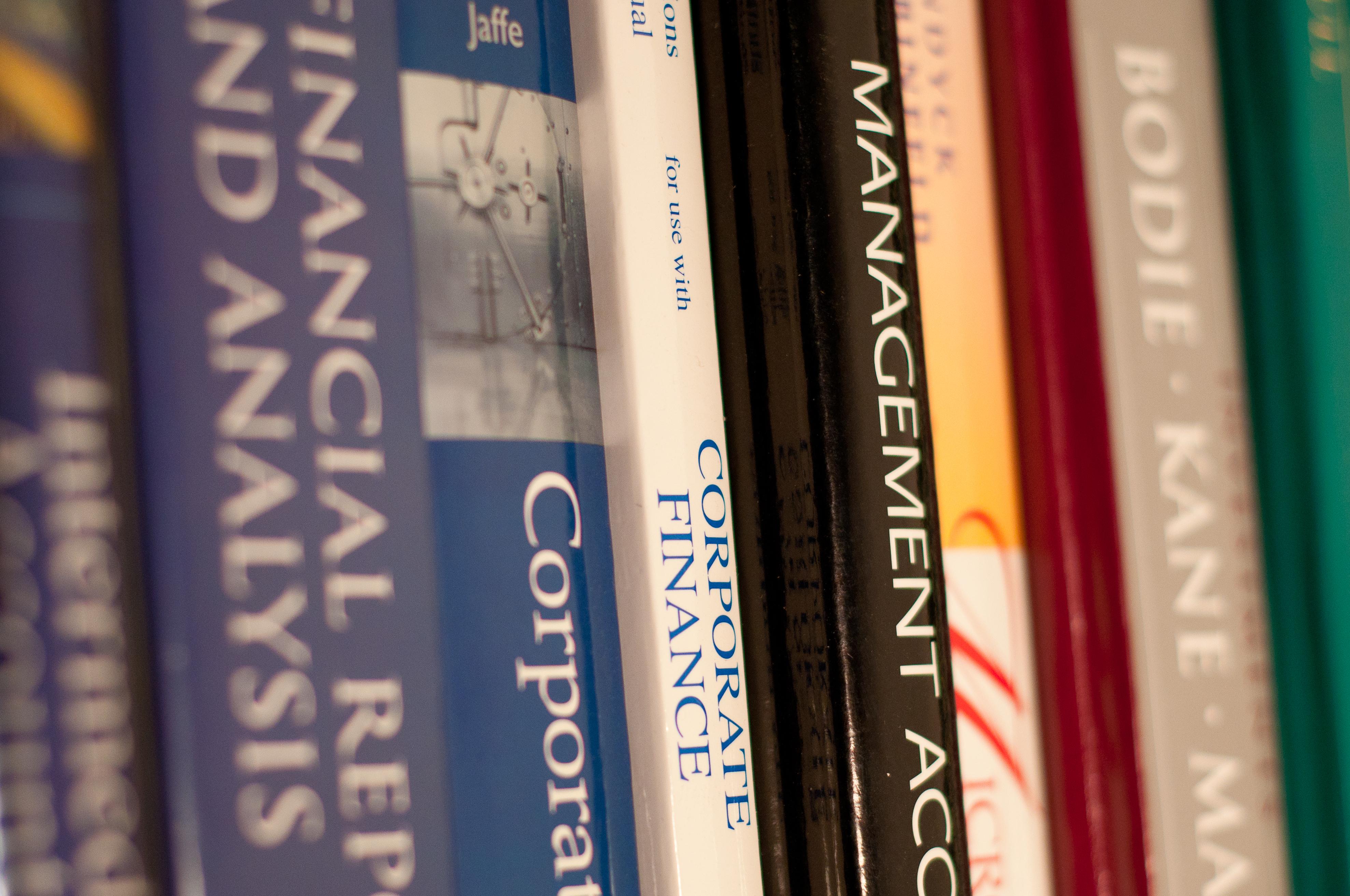 Класация на най-добрите книги за финансова грамотност през 2020 г.