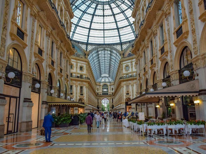 Рейтинг на най-добрите търговски центрове в Москва за 2020 г.