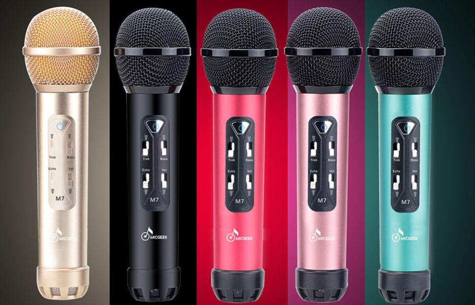 Ocjena najboljih karaoke mikrofona za 2020. godinu