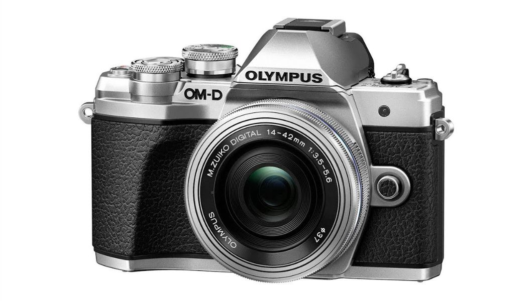 Преглед на цифровия фотоапарат Olympus OM-D E-M10 Mark III