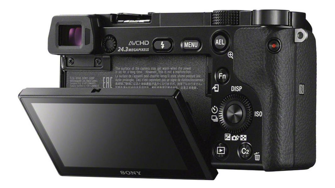 Преглед на цифровия фотоапарат Sony Alpha 6000