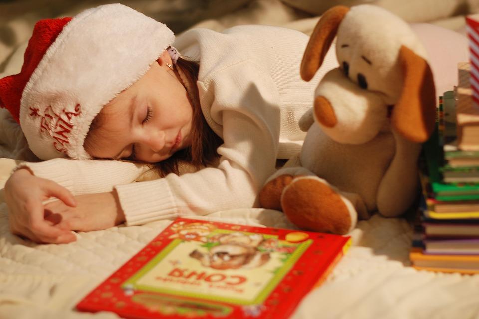 Най-добрите новогодишни и коледни детски книги