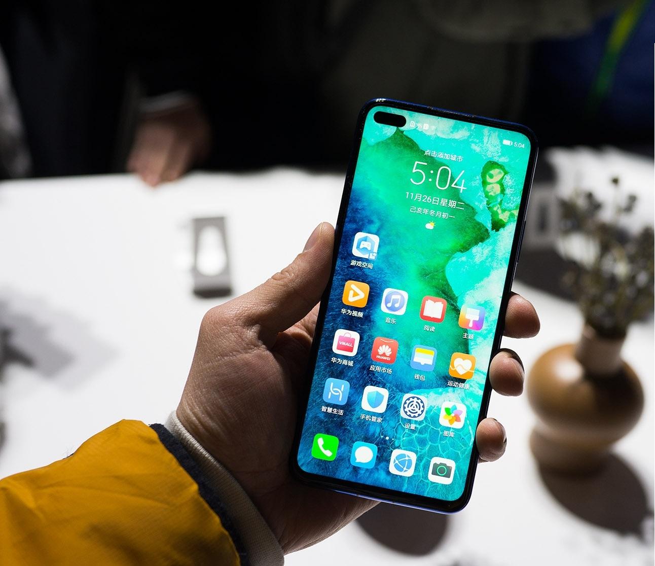 Преглед на смартфона Honor V30 Pro с основните характеристики
