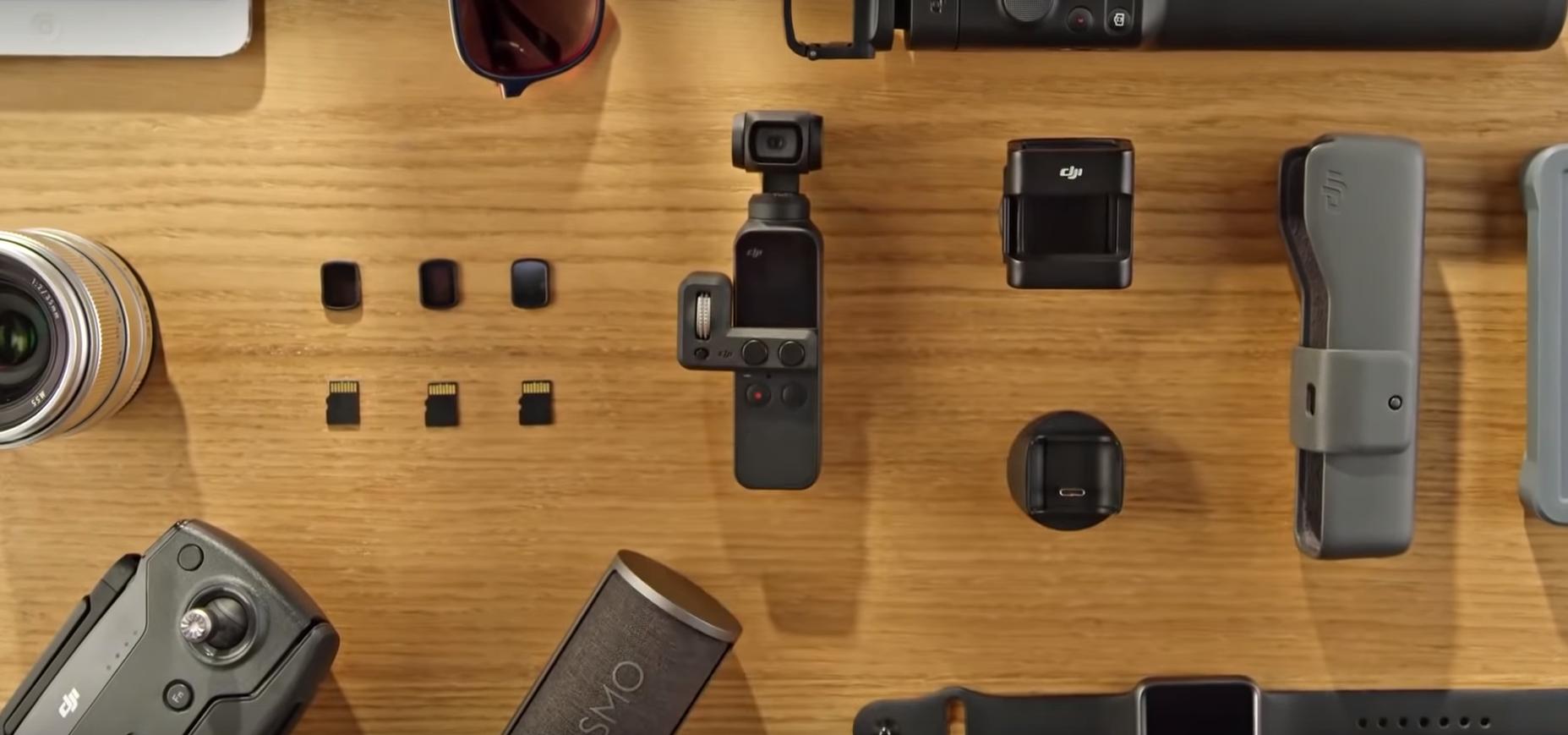 DJI Osmo Pocket и Xiaomi FIMI PALM преглед и сравнение