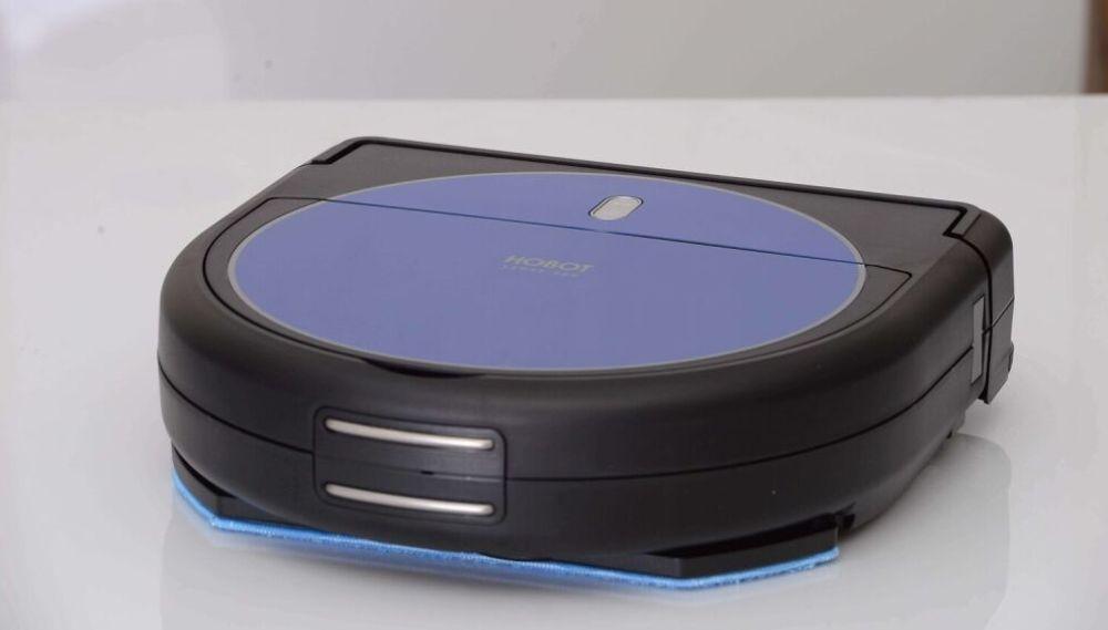 Преглед на интелигентната роботна прахосмукачка Hobot Legee 688 - наистина най-добрата?