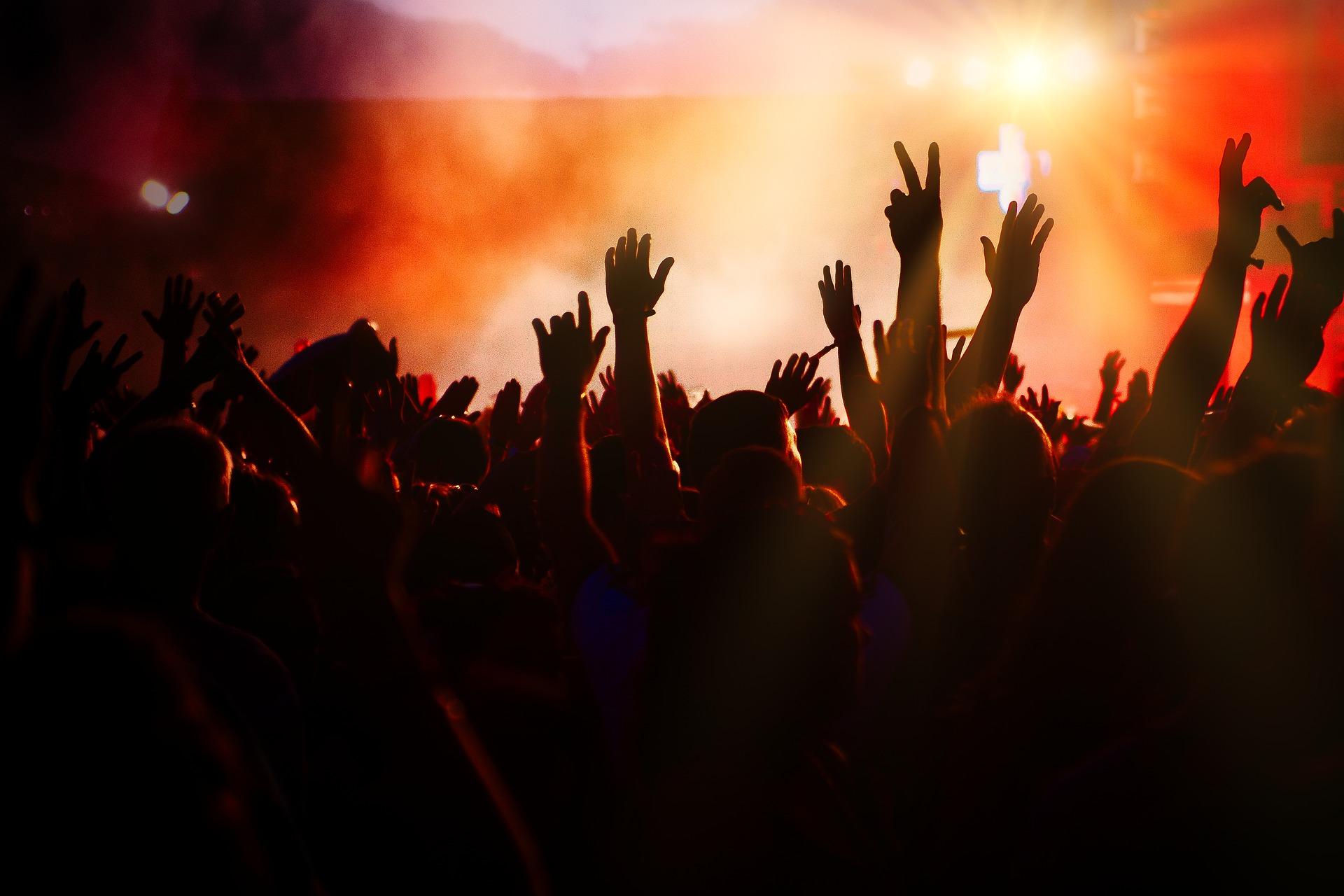 Poredak najboljih mjesta za koncertne karte za 2020. godinu