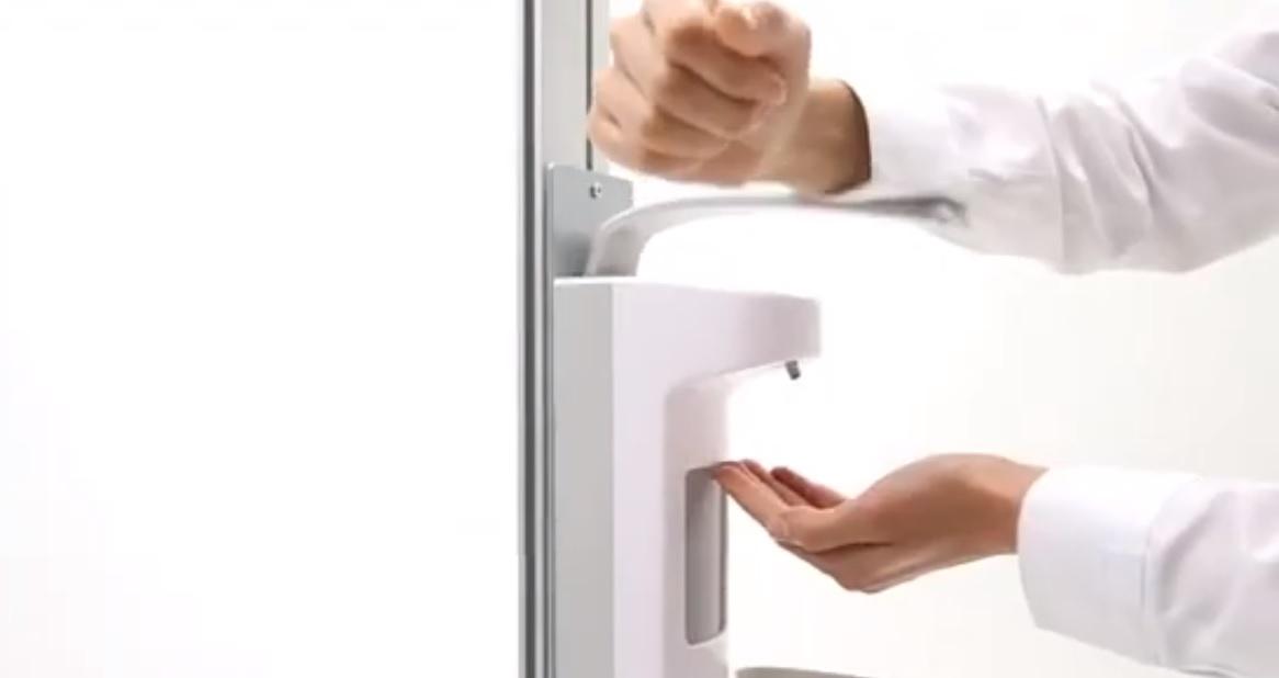 Poredak najboljih stalaka za dezinfekciju ruku za 2020. godinu