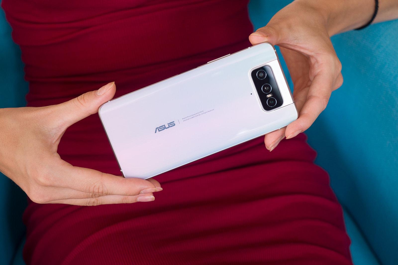 Преглед на смартфони Asus Zenfone 7 ZS670KS и Asus Zenfone 7 Pro ZS671KS